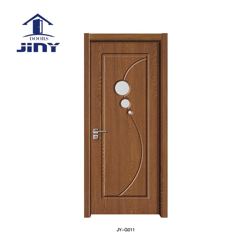 Glass Door Wood Material