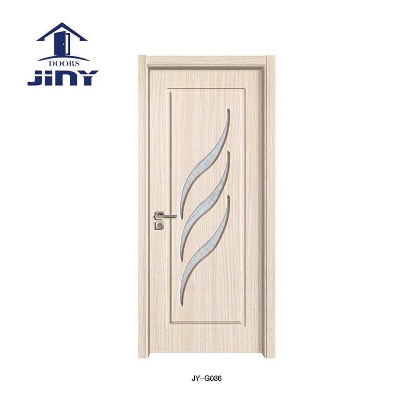 Glass & Wood Panel Doors