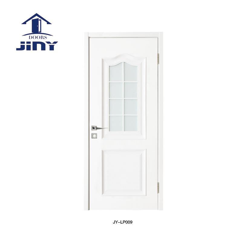Lacquer Glass Door