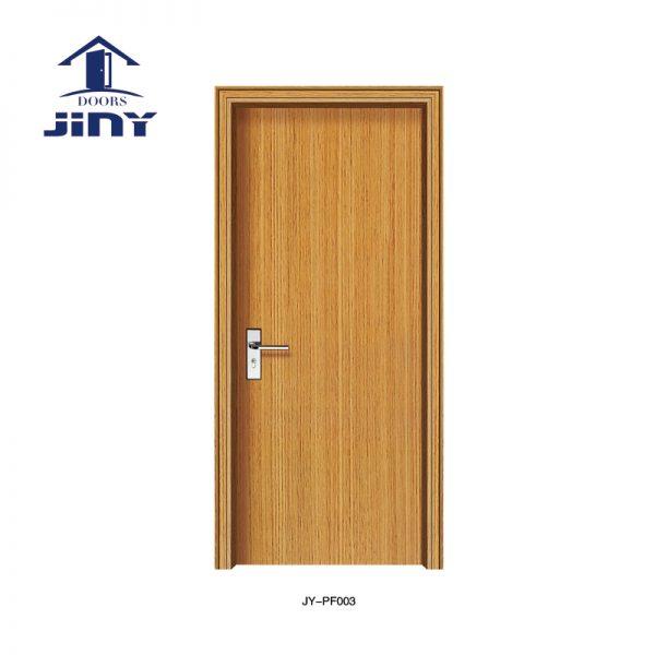 Flat MDF Door Supplier