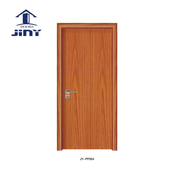 Flat Wood Veneer Door Supplier