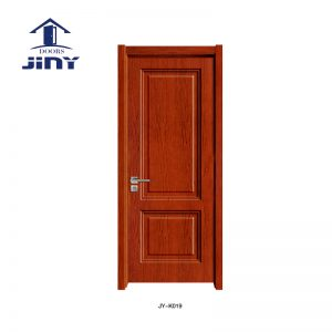 Wood Grain Home Door