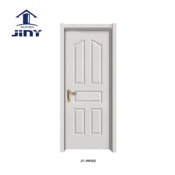 White Primer Doors